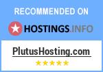 Customers' reviews on Hostings.info
